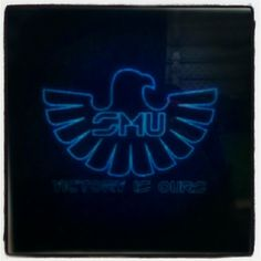 #EmergeSMU has got this cool blue car sticker for sale this weekend! :)