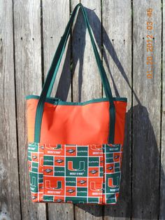 Great gameday tote
