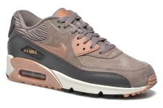the latest 15a0f 541cd Nike Sneakers Wmns Air Max 90 Lthr 3 4  Nike Mujer Tenis, Deportivas