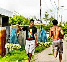 Fruit Vendor. East Timor..... BEST FRUIT ever!!!