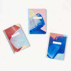 Carnets de poche - Les 3 Palettes