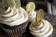 pirate cupcakes gold coins - Google Search