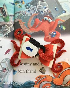 Diy Leather Bows, Disney Hair Bows, Custom Bows, Foam Crafts, Minnie, Koi, Headbands, Dinosaur Stuffed Animal, Crochet Necklace
