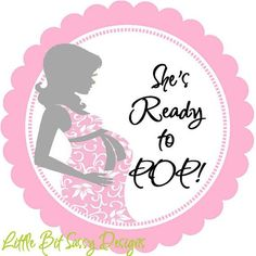 Baby Shower Printables Ready To Pop Labels Templates Free