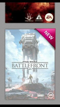 Star Wars Battlefront in Origin. #starwarsbattlefront #starwars