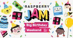 Raspberry pi Jam Camer - Cool Coders