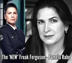 This is an odd girl crush that developed overnight! I was a HUGE fan of the original Prisoner Cell Block H in the 80s - So when the remake Wentworth Prison (or Wentworth in some countries) was announced I was a bit skeptical. However, after S1 I was TOTALLY gripped! NOW S2 is back in the UK (I believe quite a bit later compared to OZ) But, I am hooked already just after the first episode! It's phenomenally good! And I just know I've fallen for The Freak all over again! :D