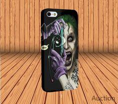 Suicide Squad Joker for iPhone 4/4s Hard Case Laser Technology #designyourcasebyme