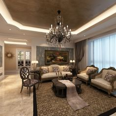 Contemporary Family Room Decoration Elegant Couch Making Along