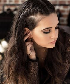 creative braid hairstyles that are so easy to try 18