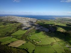 Top Cycling Routes in Ireland, Burren Cycle Loop, Clare, Ireland is a Unesco World Heritage Site West Coast Of Ireland, Clare Ireland, County Clare, Ireland Homes, Ireland Landscape, Local Attractions, Ireland Travel, World Heritage Sites, Places To Go