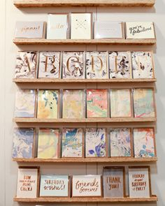 NYNOW Summer 2015 Stationery from The Great Lakes Goods, Gold Teeth Brooklyn, Yellow Owl Workshop, Crow and Canary and more! / Oh So Beautiful Paper Luxury Card, Fun Wedding Invitations, Booth Design, Craft Fairs, Summer 2015, Invitation Design, Letterpress, Party Supplies, Print Patterns