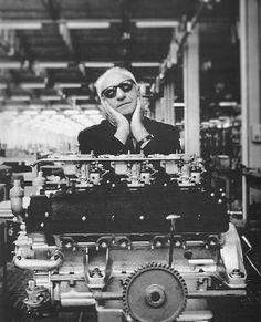 Enzo Ferrari gentlemens.sk
