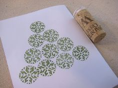 how to carve a stamp. or alternatively: how to destroy a perfectly good eraser (as my hubby says). i've done a little bit of rubber stamp ...