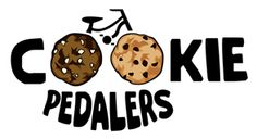 Homemade organic vegan cookie delivery by bicycle... so Portland.