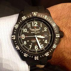 @breitling Colt Skyracer #watchoftheday #breitling #breitlight #mikabrageot #skyracer #watches #luxury #marseille
