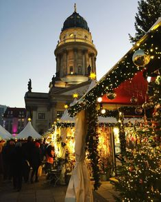 9 of the Best Berlin Christmas Market not to miss in 2019 - Hostelworld --Learn to Speak Fluent German Today!Try it for FREE NOW.Click the Photo for More Information Berlin Christmas Market, Christmas Markets Germany, German Christmas Markets, Berlin Market, Christmas Trips, Xmas, Christmas 2017, Christmas Crafts, Berlin Travel