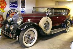 1930 Packard Model 733 Sport Phaeton...Re-pin brought to you by #InsuranceAgents at #HouseofInsurance Eugene, Or. #541-345-4191