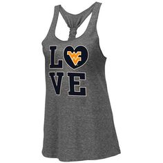 Love this WVU tank top