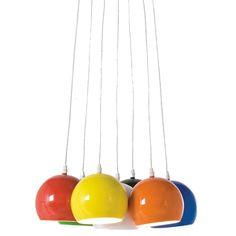 Bally Colore kattovalaisin ryhmässä Valaistus / Valaisimet / Kattolamput @ ROOM21.fi (123025)