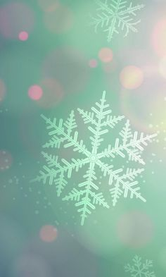480x800 Wallpaper snowflakes, background, light, spot