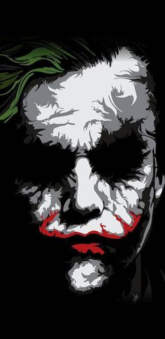 Joker Face IPhone Wallpaper - IPhone Wallpapers