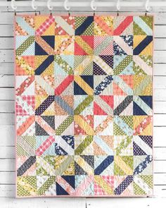 Quick quilts made with Pre-cuts