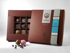 Packaging of the World: Creative Package Design Archive and Gallery: The Chocolate
