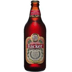 Cerveja Brasileira English Backer Pale Ale 600ml