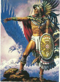 guerrero azteca - Buscar con Google