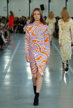 Миланская неделя моды: Emilio Pucci, весна-лето 2017, Buro 24/7