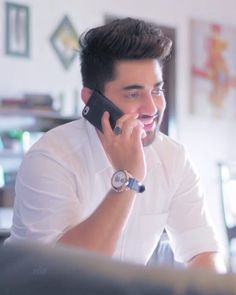 Cute Boys Images, Cute Poses For Pictures, Mens Hairstyles With Beard, Hair And Beard Styles, Hair Styles, Zain Imam Instagram, Cute Couple Dp, Best Poses For Men, Handsome Indian Men