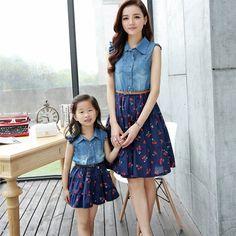 Like mother like daughter)