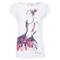 Tickled Pink T-Shirt | Women | George at ASDA