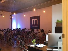 Brand new spinning/TRX loft studio opens January 5 in Queen West, Toronto. www.movemeant.ca