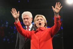 With a little more than a year until Election Day 2016, Hillary Clinton has established herself as the clear frontrunner in the race for the Democratic nomination, while the Republican side is still very much up for grabs. A new NBC News/Wall Street Journal national poll released Tuesday shows Clinton