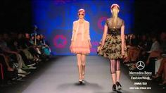 ANNA SUI FULL COLLECTION - MERCEDES-BENZ FASHION WEEK SPRING 2013 FULL COLLECTIONS, via YouTube.