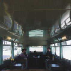 the cafe bus, honey farm meandorla.co.uk