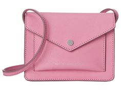 Marc by Marc Jacobs Marc by Marc Jacobs  Metropoli Crossbody Bubblegum Cross Body Handbags for 159.99 at Im in! #sale #fashion #I'mIn