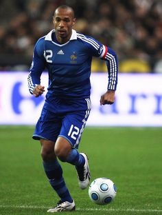 Thierry Henry (1977-, France)