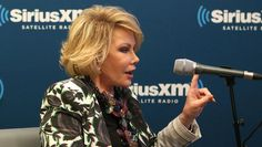Joan Rivers backpedals over controversial remarks on Palestinian deaths - CBS News
