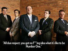James Gandolfini Dead: Best Tony Soprano Quotes : People.com Tony Soprano, Mafia, Sopranos Cast, Don Corleone, Hbo Tv Series, Hbo Go, Jon Bernthal, Ray Liotta, Six Feet Under
