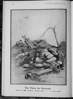 From volume 1 Verb Words, New York Public Library, Wwi, Freedom, Cartoons, British, Painting, France, Comics