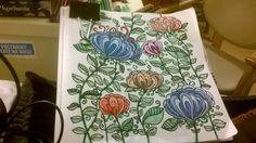 28.08.2017r. kolejne kwiaty w CKR