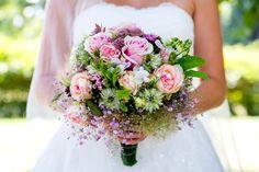 Farbenfroh: Brautstrauß-Trends im Sommer 2014 - Hochzeit.com