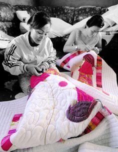 #quilt #handmade #Vietnam #socialbusiness #development Social Business, Cambodia, Vietnam, Quilts, Pictures, Handmade, Beautiful, Photos, Comforters