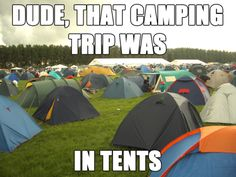 In Tents