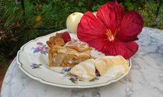 Pear & Apple Pie, Tarta Gruszkowo Jabłkowa, Pear, Gruszki Apple, Jabłka