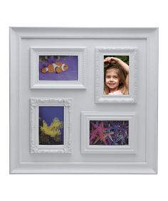 White Photo Collage Frame @Pascale Lemay De Groof