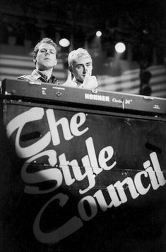The Style Council Music Like, 80s Music, Music Icon, Popular Music Artists, The Style Council, Paul Weller, Rock News, Teddy Boys, British Rock